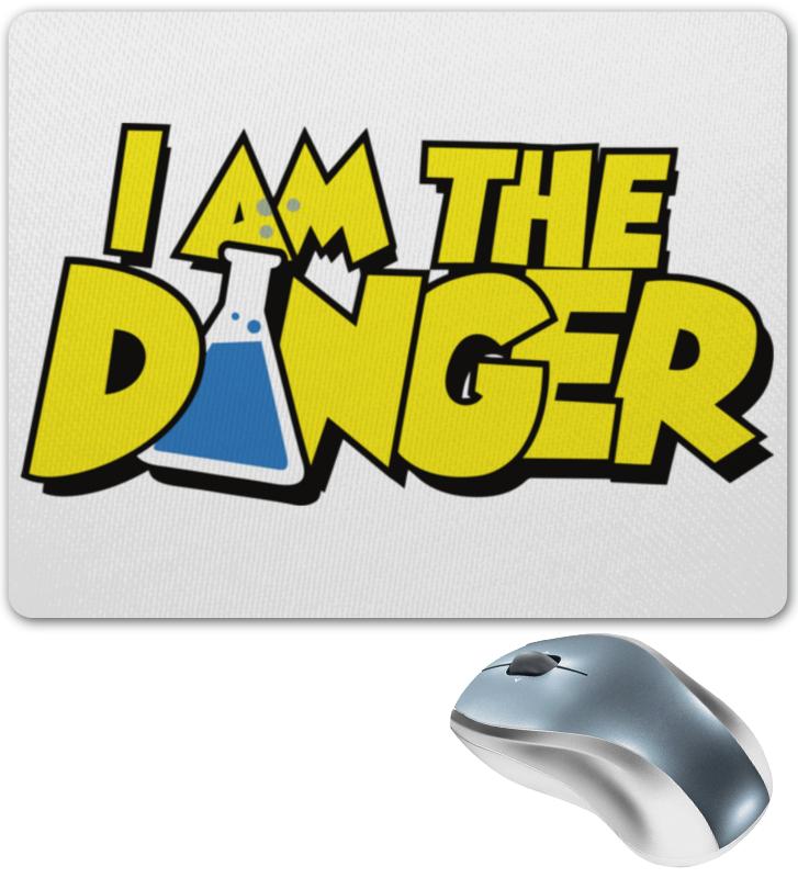 лучшая цена Коврик для мышки Printio I am the dander