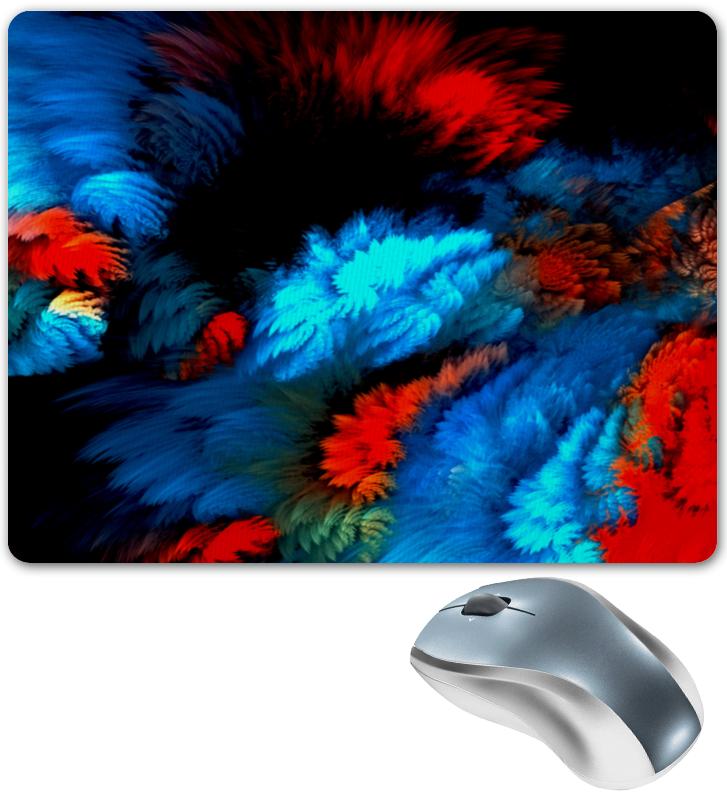 Коврик для мышки Printio Всплеск красок иван александрович штейнгуд всплеск в тишине isbn 9785448509049