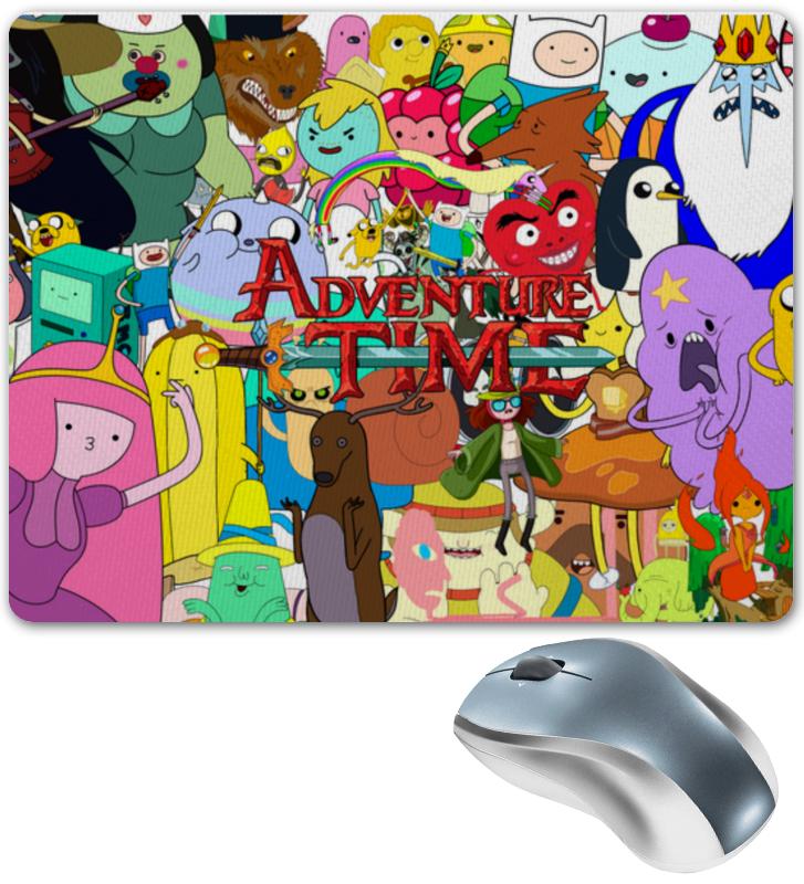 Коврик для мышки Adventure Time