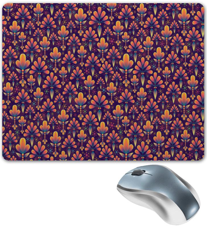 Коврик для мышки Printio Лепестки цветов коврик для мышки круглый printio девушка и лепестки