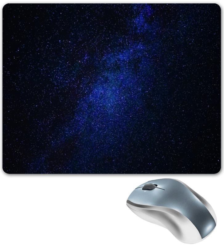 Коврик для мышки Printio Небо космоса коврик для мышки круглый printio лунное небо