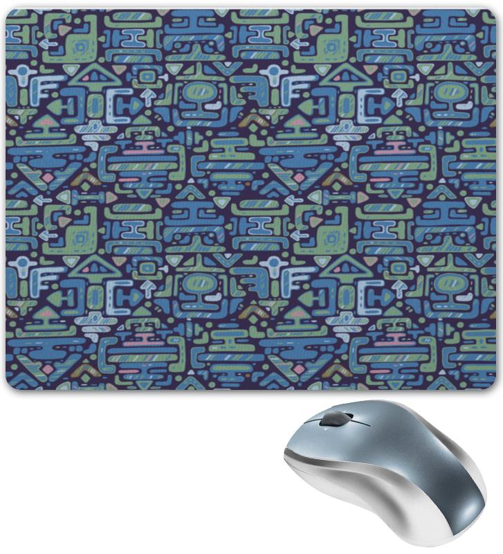 Коврик для мышки Printio Символы матин и янтры защитные символы востока