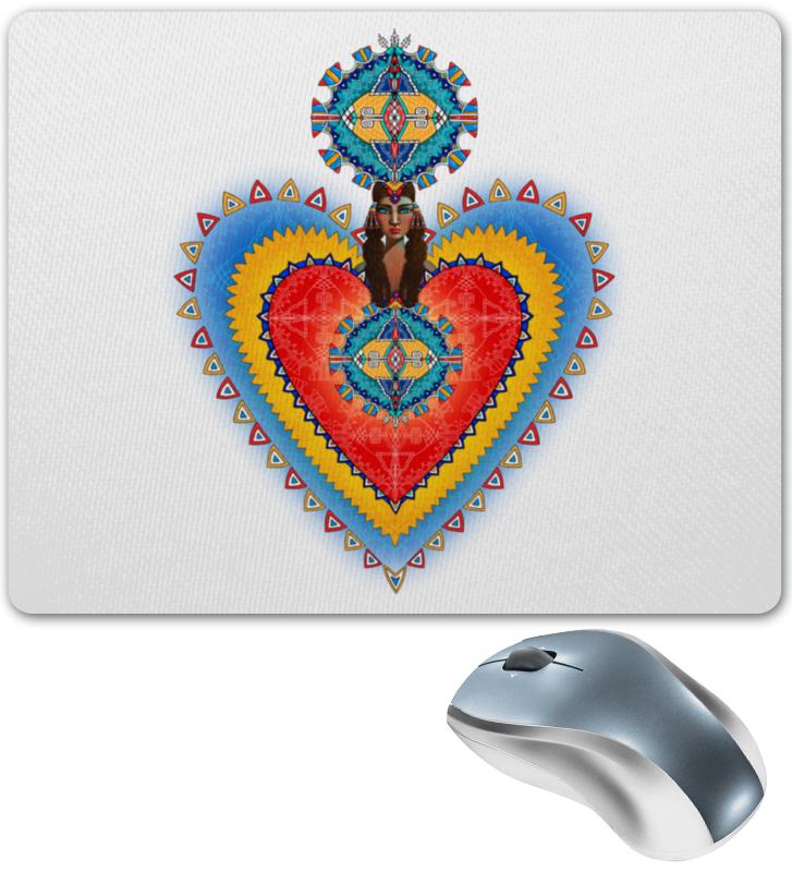 Коврик для мышки Printio Хранитель сердце