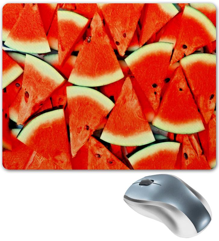 Коврик для мышки Printio Сочный арбуз бусы сочный арбуз натуральный арбузный турмалин гонконг 2000 е гг