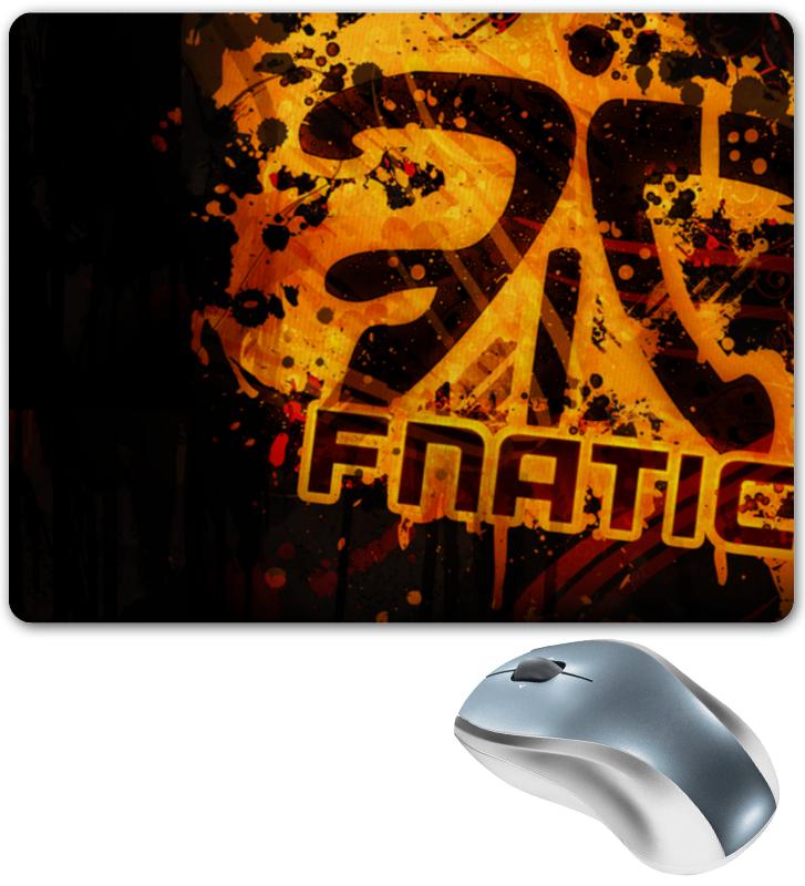 купить Коврик для мышки Printio Fnatic по цене 455 рублей