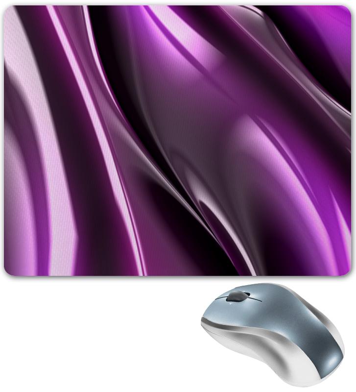 Коврик для мышки Printio Фиолетовые линии коврик для мышки printio радужные линии