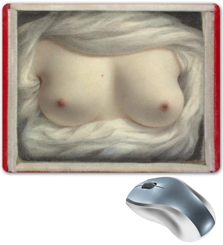 Коврик для мышки Printio Выявленная красота (картина сары гудрич)