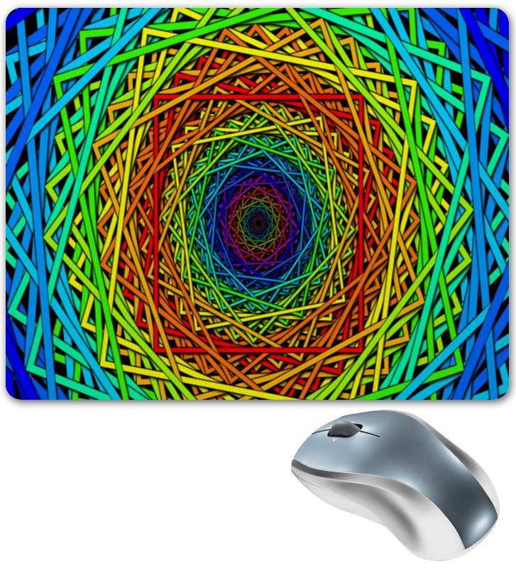Коврик для мышки Printio Абстрактные линии коврик для мышки printio узор линии