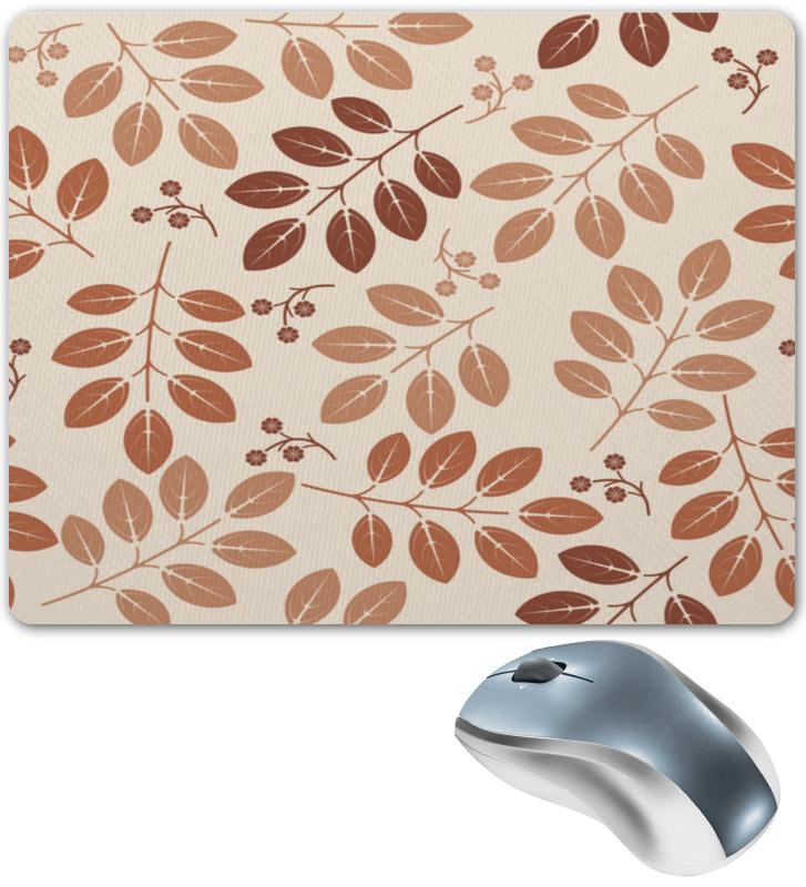 Коврик для мышки Printio Осенние листы