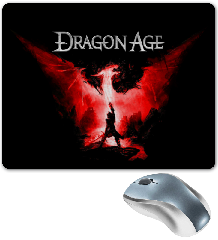 Коврик для мышки Printio Dragon age dragon age omnibus