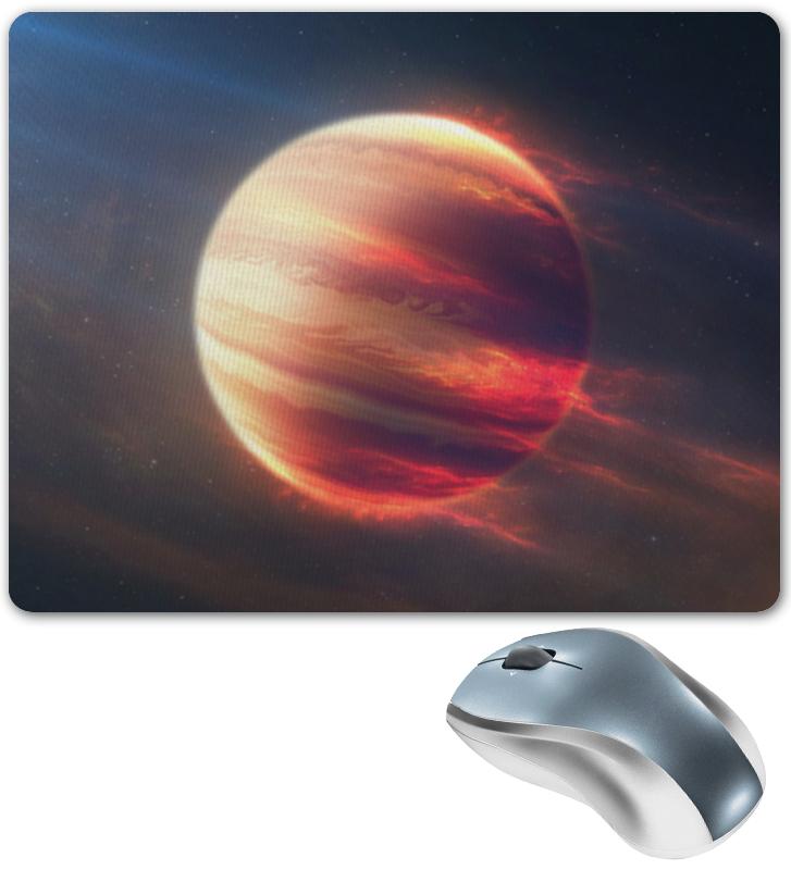 Коврик для мышки Printio Планета планшет а4 космос планета лам картон