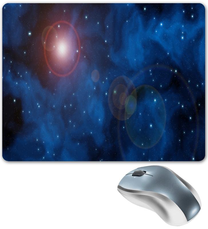 Коврик для мышки Printio Вспышки в космосе