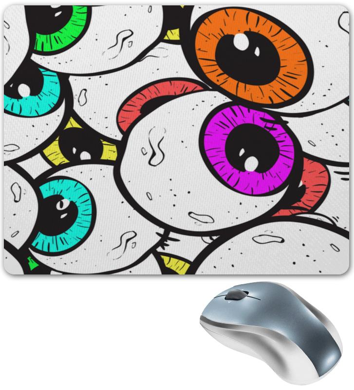 Коврик для мышки Printio Глаза