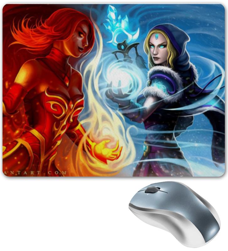 Коврик для мышки Printio Dota 2 - magic war