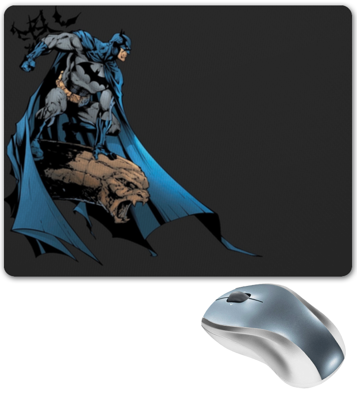 коврик для мышки printio нарядные котики Коврик для мышки Printio Batman
