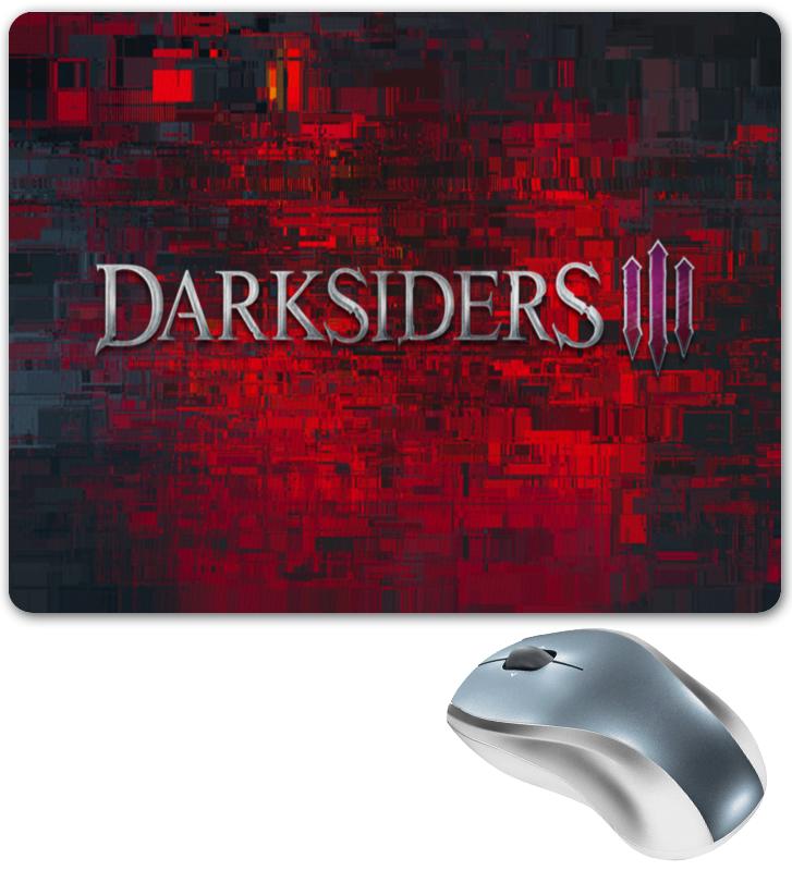 Коврик для мышки Printio Darksiders kreisberg andrew darksiders ii death s door