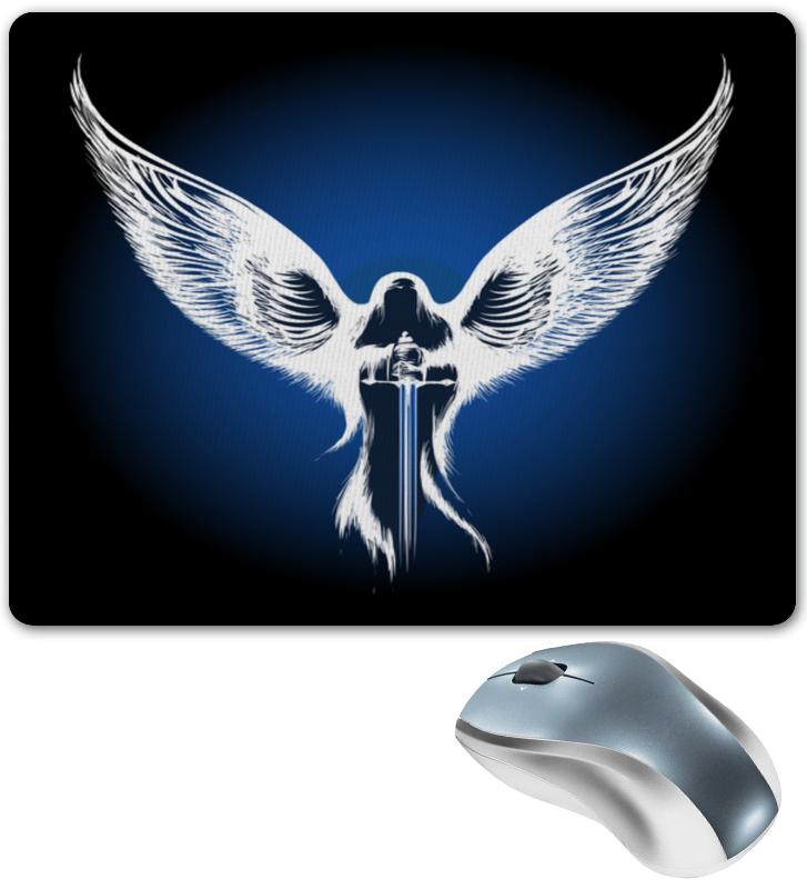 Коврик для мышки Printio Ангел zотов минус ангел