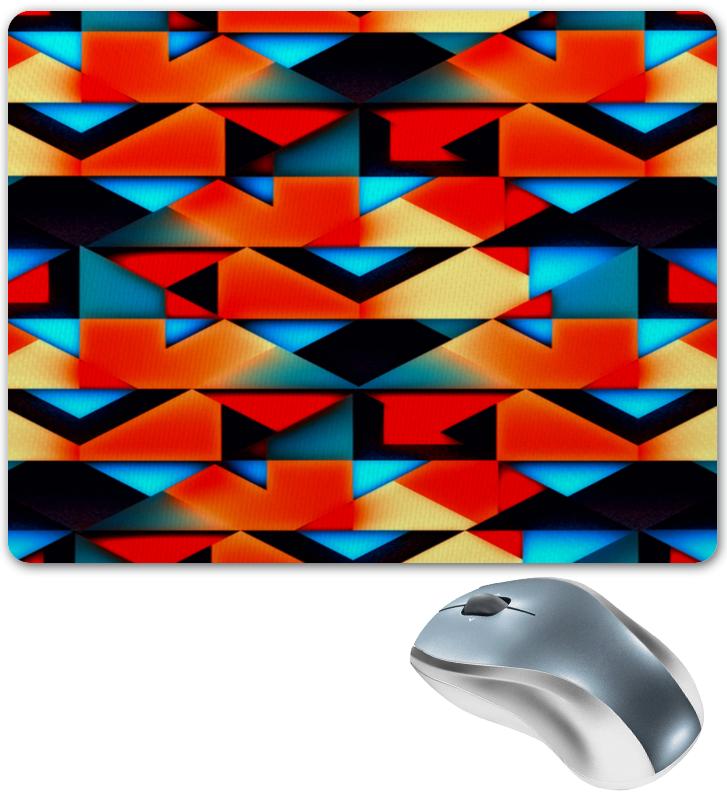 Коврик для мышки Printio Геометрические фигуры