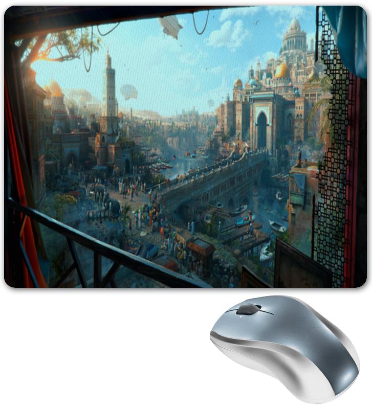 Коврик для мышки Printio Город