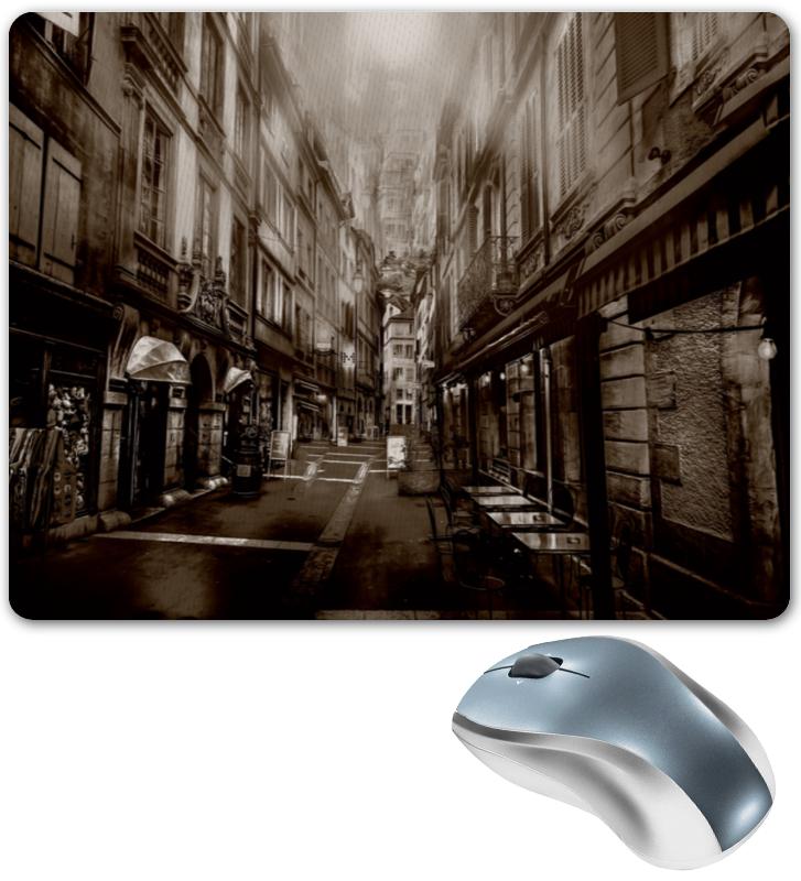 Коврик для мышки Printio Улица города для дня города