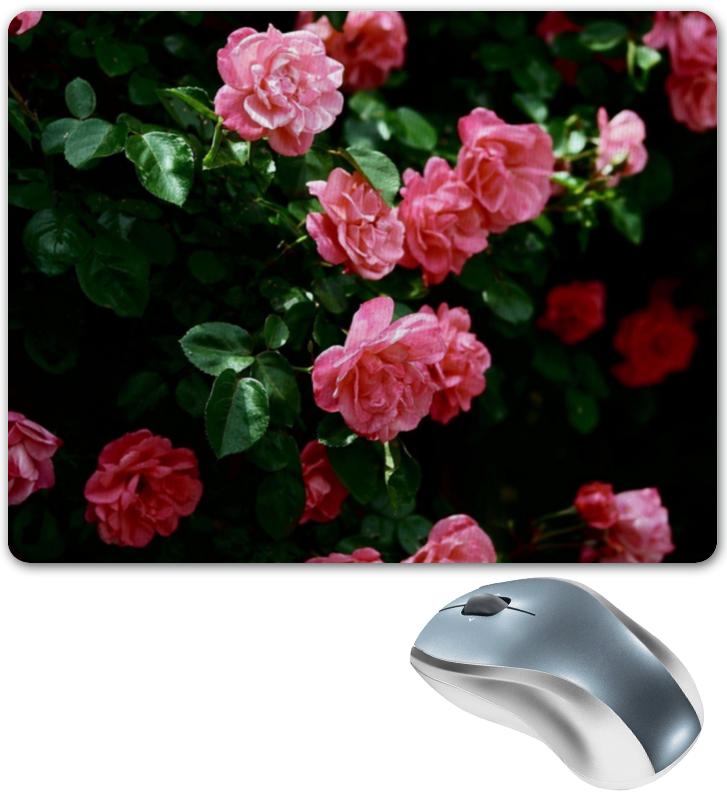 Коврик для мышки Printio Розы готика коврик для мышки printio мотивация