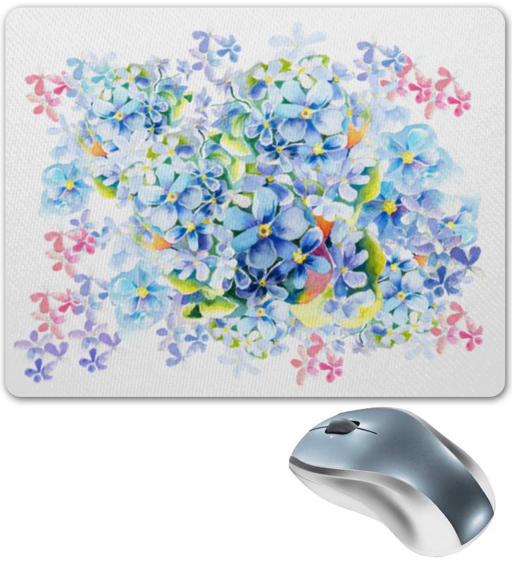 Коврик для мышки Printio Утренние незабудки утренние цветы