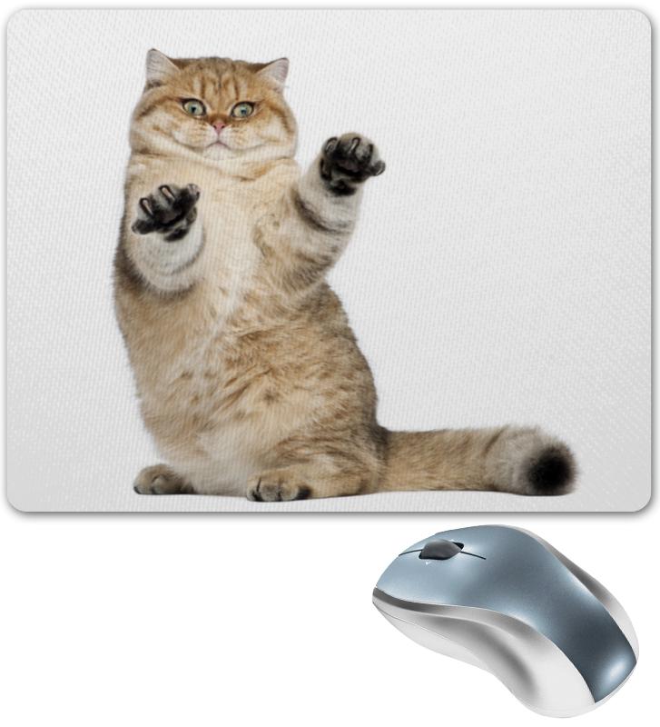 Коврик для мышки Printio Веселый кот коврик для мышки printio кот page 6