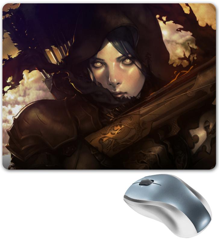 Коврик для мышки Printio Demon hunter