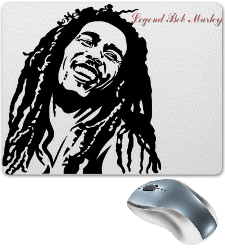 Коврик для мышки Printio Legends bob marley!!! uni t ut61a b c d e counts digital multimeter with auto range dc ac voltage current ohm capacitance diode true rms