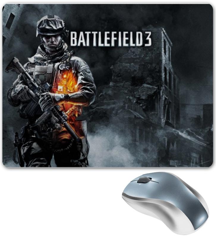 все цены на Коврик для мышки Printio Коврик для мыши по игре battelfild 3 №2 онлайн