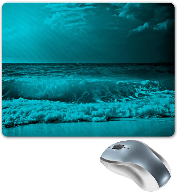 Коврик для мышки Printio Морские волны арман ландрен морские чудовища