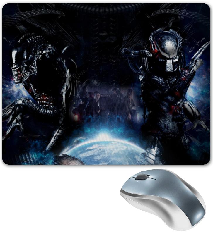 Коврик для мышки Printio Чужой против хищника / alien vs predator швейная машинка brother comfort 60e