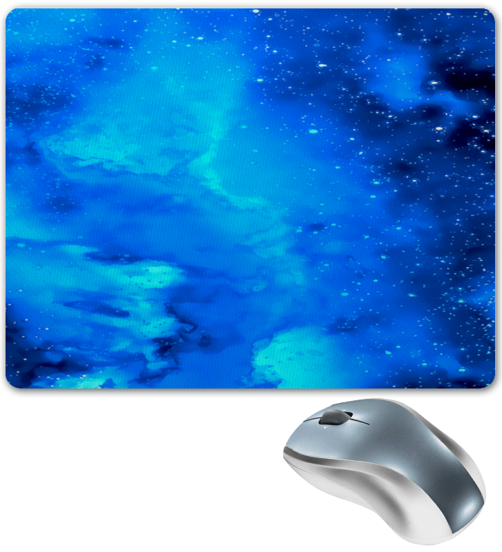Коврик для мышки Printio Звездное небо картленд барбара звездное небо гонконга