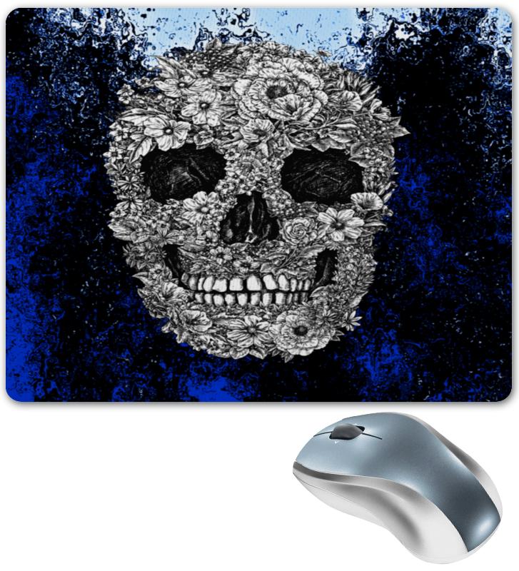 Printio Череп коврик для мышки printio череп и роза