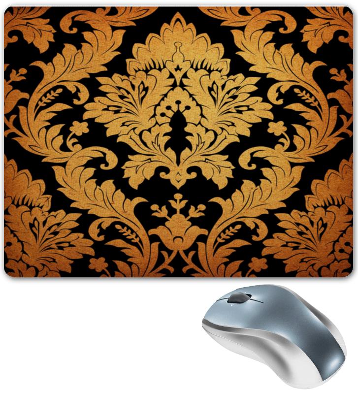 Коврик для мышки Printio Желтые листья коврик для мышки круглый printio кленовые листья