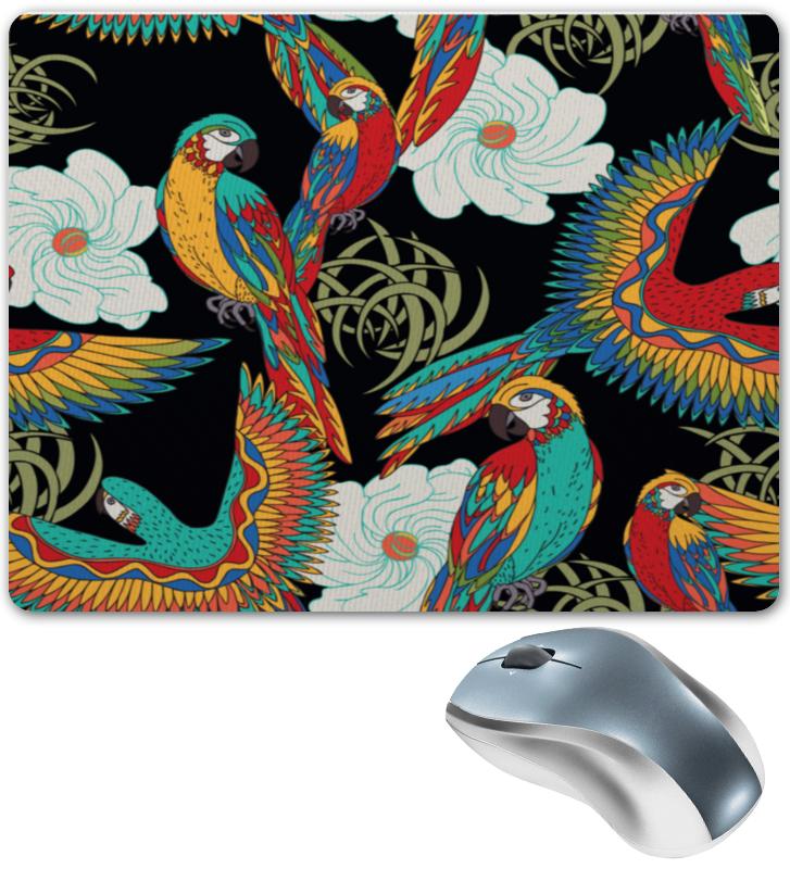 Коврик для мышки Printio Попугаи попугаи розелла фото москва