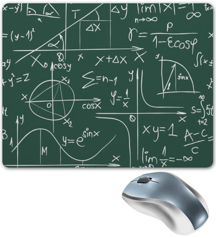 Коврик для мышки Printio Математика математика