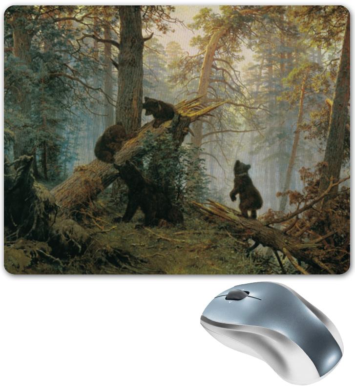Printio Утро в сосновом лесу (иван шишкин) картина шишкина утро в сосновом бору