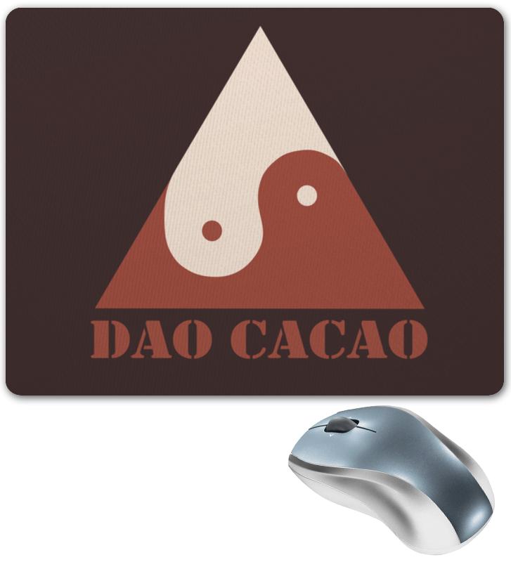 Коврик для мышки Printio Дао какао