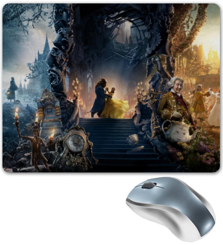 Коврик для мышки Printio Красавица и чудовище красавица и чудовище dvd