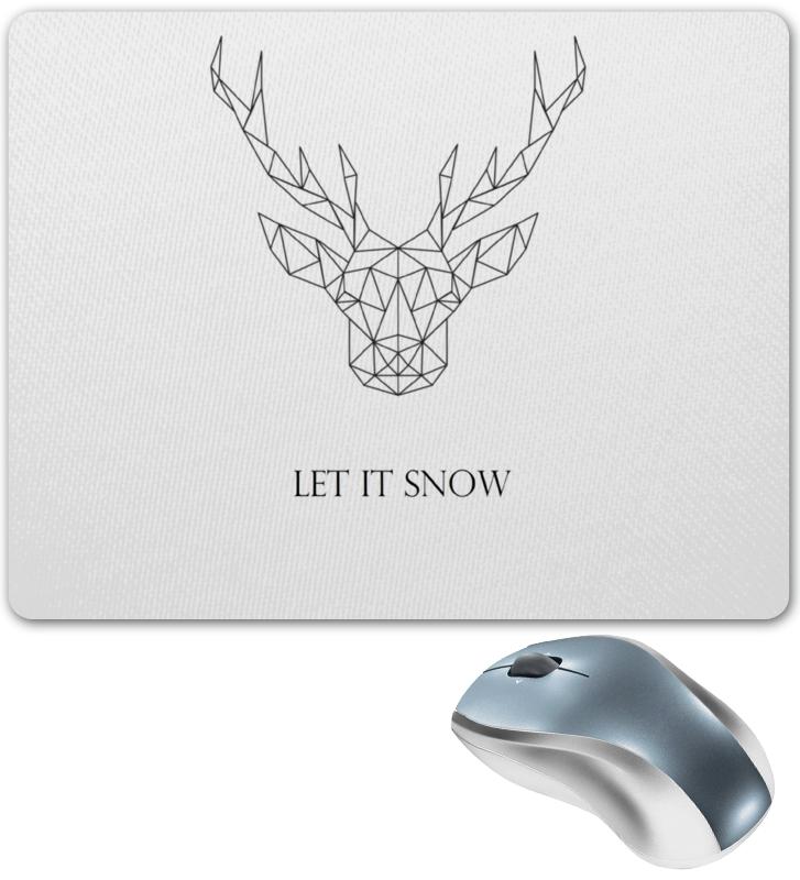 Коврик для мышки Printio Dear deer коврик для мышки printio стильный аксессуар для офиса