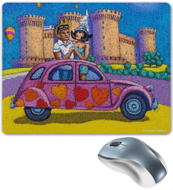Коврик для мышки Printio Icalistini любовь цена