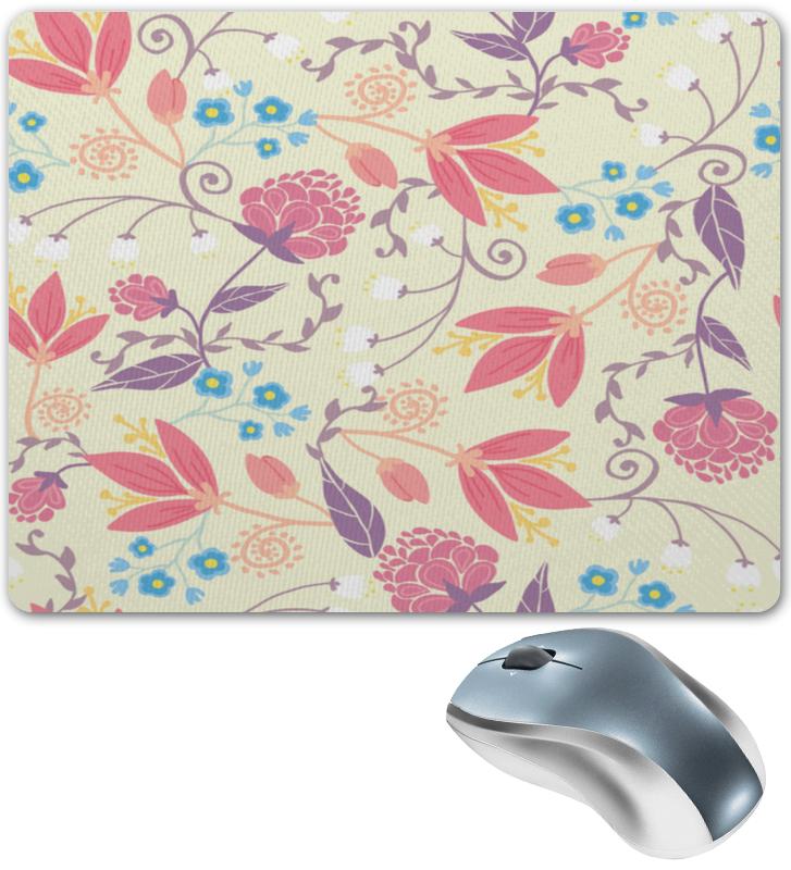 Коврик для мышки Printio Весенние цветочки цены онлайн