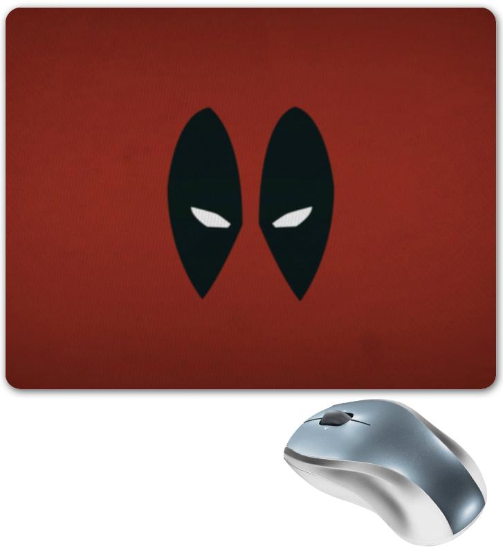 Коврик для мышки Printio Дэдпул (deadpool)