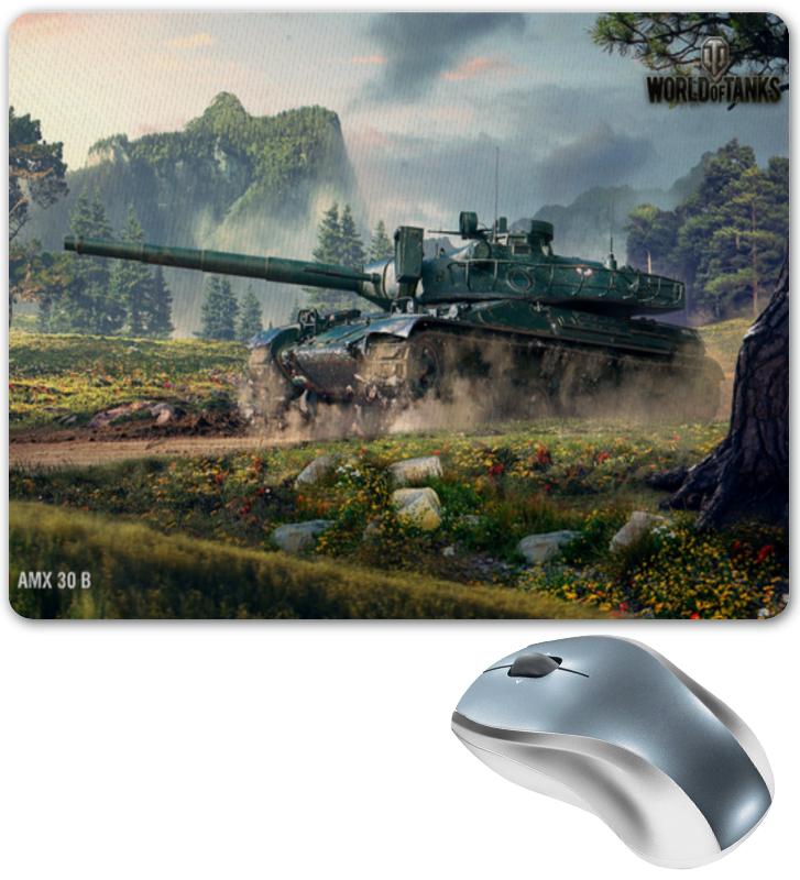 коврик для мышки printio танки world of tanks Printio World of tanks