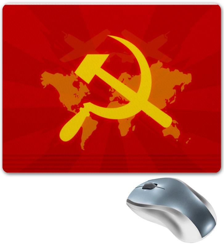 Коврик для мышки Printio Серп и молот оклахома фонарь безопасности молот безопасность молоток молот молоток молоток молот молот d3