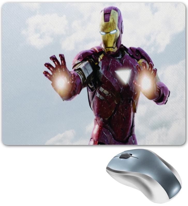 Коврик для мышки Printio Iron man