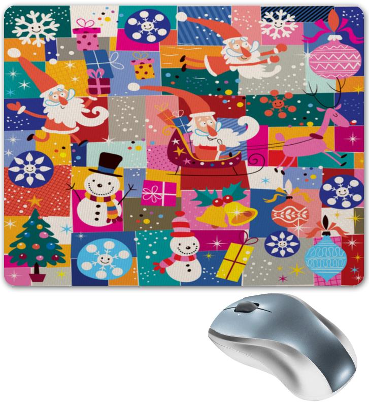 Printio Санта и подарки