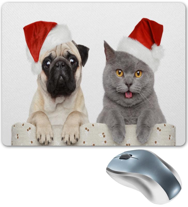 Коврик для мышки Printio Новый год новый
