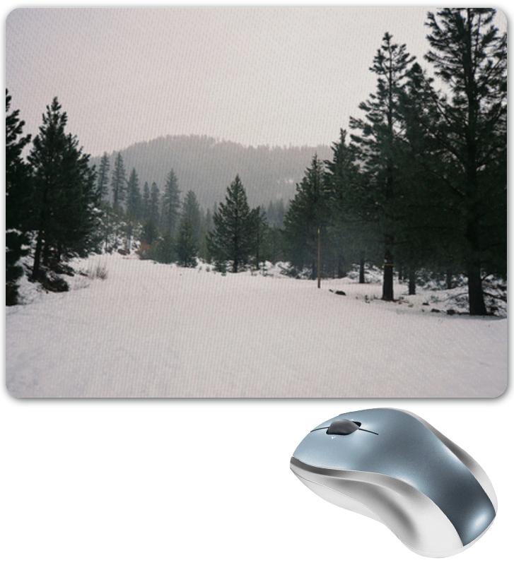Коврик для мышки Printio Зима. снег коврик для мышки printio подарок
